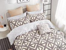 Комплект постельного белья Сатин SL 2-спальный  Арт.20/402-SL