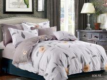Комплект постельного белья Сатин SL 1.5 спальный  Арт.15/408-SL