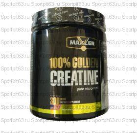 Maxler Golden Creatine банка 300 гр