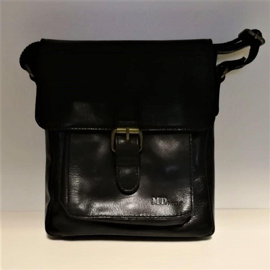 Кожаная мужская сумка Marta Ponti C29P011 Preto