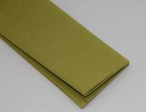 Фоамиран Иранский, толщина 2 мм, размер 60х70 см, цвет оливковый (1 уп = 5 листов)