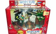 Игровой набор. МОРСКИЕ ВОЛКИ-1 (арт. И-7966)