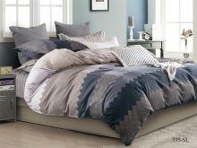 Комплект постельного белья Сатин SL 1.5 спальный  Арт.15/335-SL