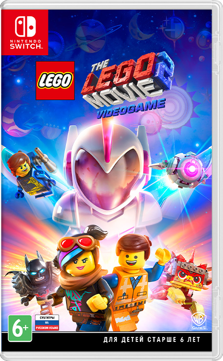 Игра  Lego Movie 2 (Nintendo Switch)