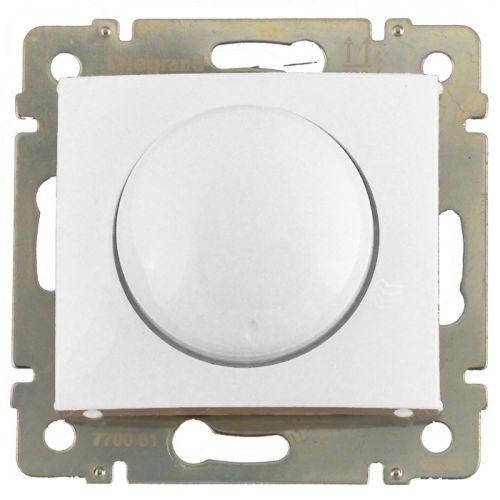 770061 Valena Светорегулятор поворотный 40-400W для ламп накаливания (вкл поворотом) Legrand
