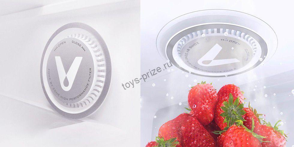 Поглотитель запаха для холодильника Xiaomi Mijia Refrigerator Natural Deodorant