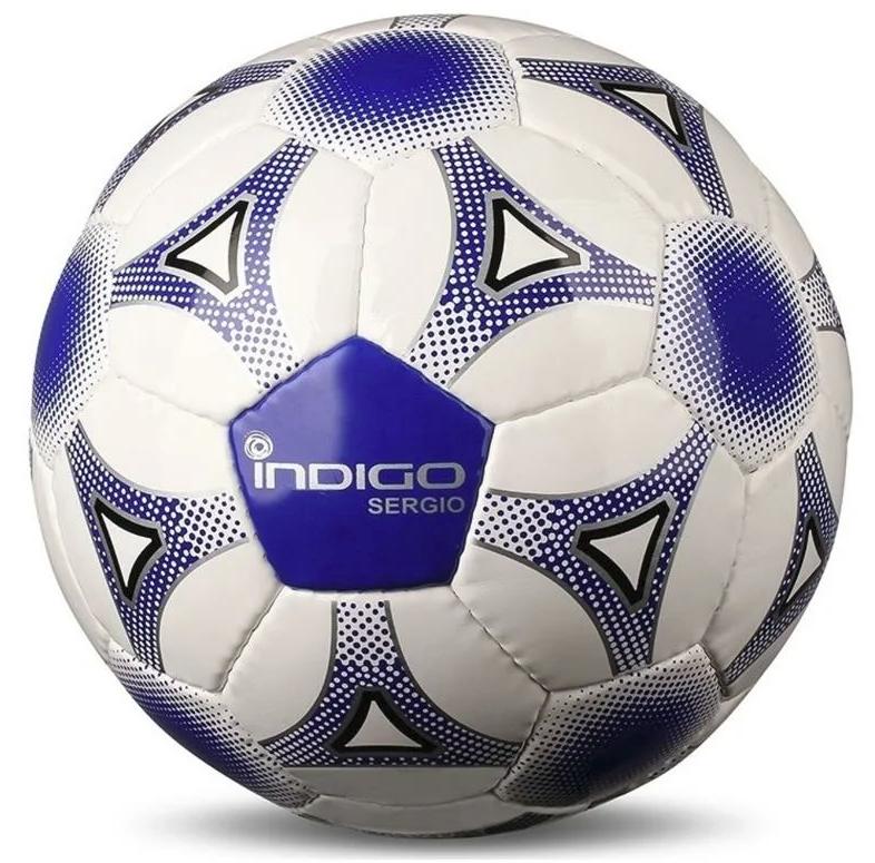 Мяч футбольный зальный №4 INDIGO SERGIO N006