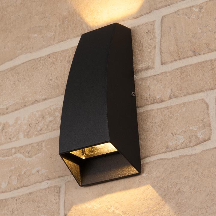 Уличный настенный светодиодный светильник Elektrostandard 1016 TECHNO