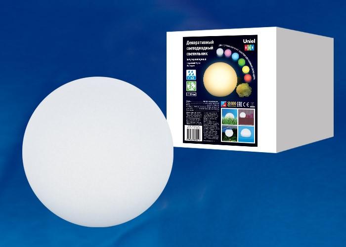 Уличный аккумуляторный светильник Uniel ULG-R001 030/RGB IP65