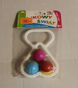 ! погремушка шарики 2, ячейка: 5