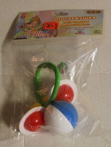 ! погремушка ягодное лукошко, ячейка: 5