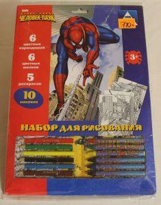 ! набор для рисов паук, ячейка: 45