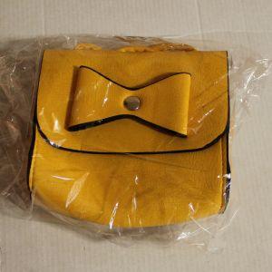 ! сумка детс очаров желт длин руч кожзам, ячейка: 71