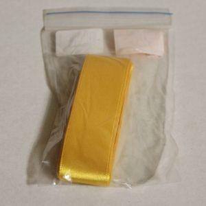 ! атл лента 25мм желт 5м, ячейка: 116