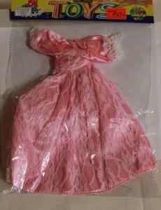 ! платье для барби роз, ячейка: 20