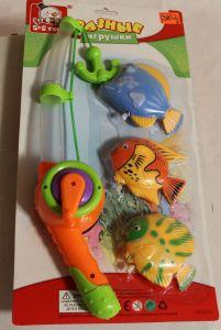 ! рыбалка+3рыбки, ячейка: 58
