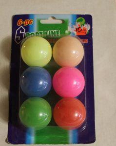 ! шарики для тенн цв 6шт, ячейка: 72