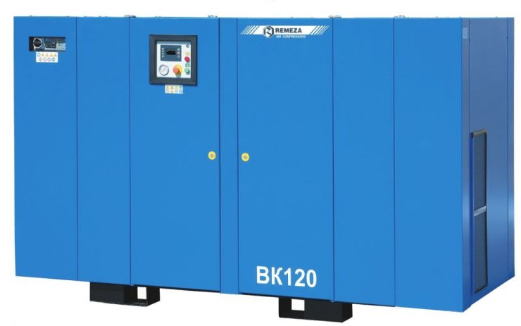 Винтовой компрессор  ВК100Р-7,5ДВС