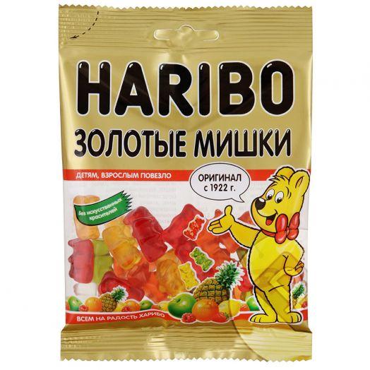 Мармелад Золотой Мишка 70г Харибо