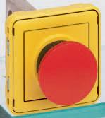 69549 Plexo Кнопка аварийного отключения Legrand