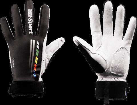 Перчатки лыжные Legend