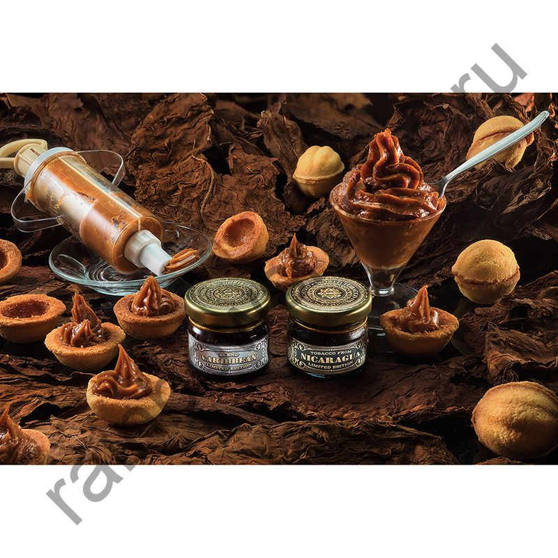 WTO CB 20 гр - Caramel Cream (Карибский Бленд Карамельный Крем)