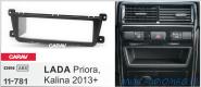 Carav 11-781 (1-DIN LADA Priora, Kalina 2013+)