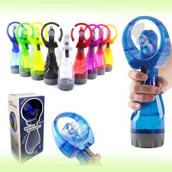 Ручной вентилятор-пульверизатор Water Spray Fan