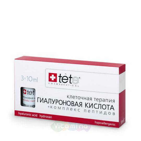 TETe Гиалуроновая кислота с комплексом пептидов