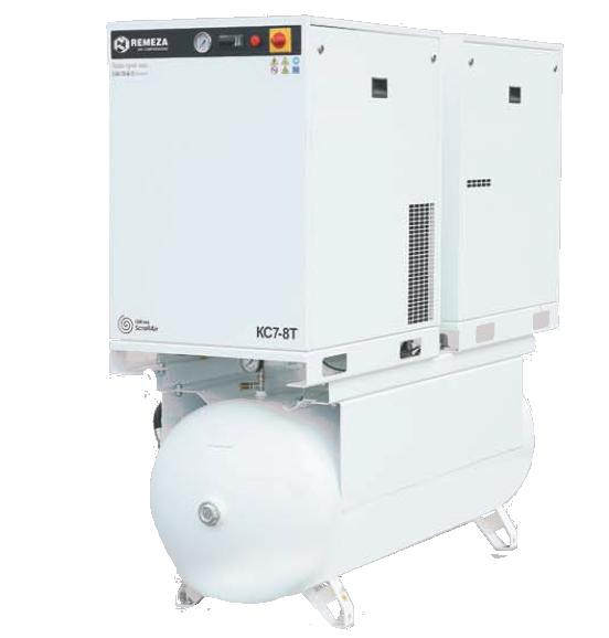 Спиральный безмасляный компрессор КС5-8(10)-500ТМ