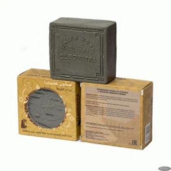 Алеппское  Оливковое мыло с маслом Чёрного тмина.150 гр