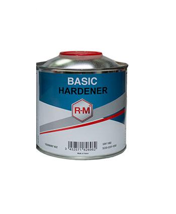 RM BASIC HARDENER Отвердитель для лака BASIC CLEAR, 500мл.