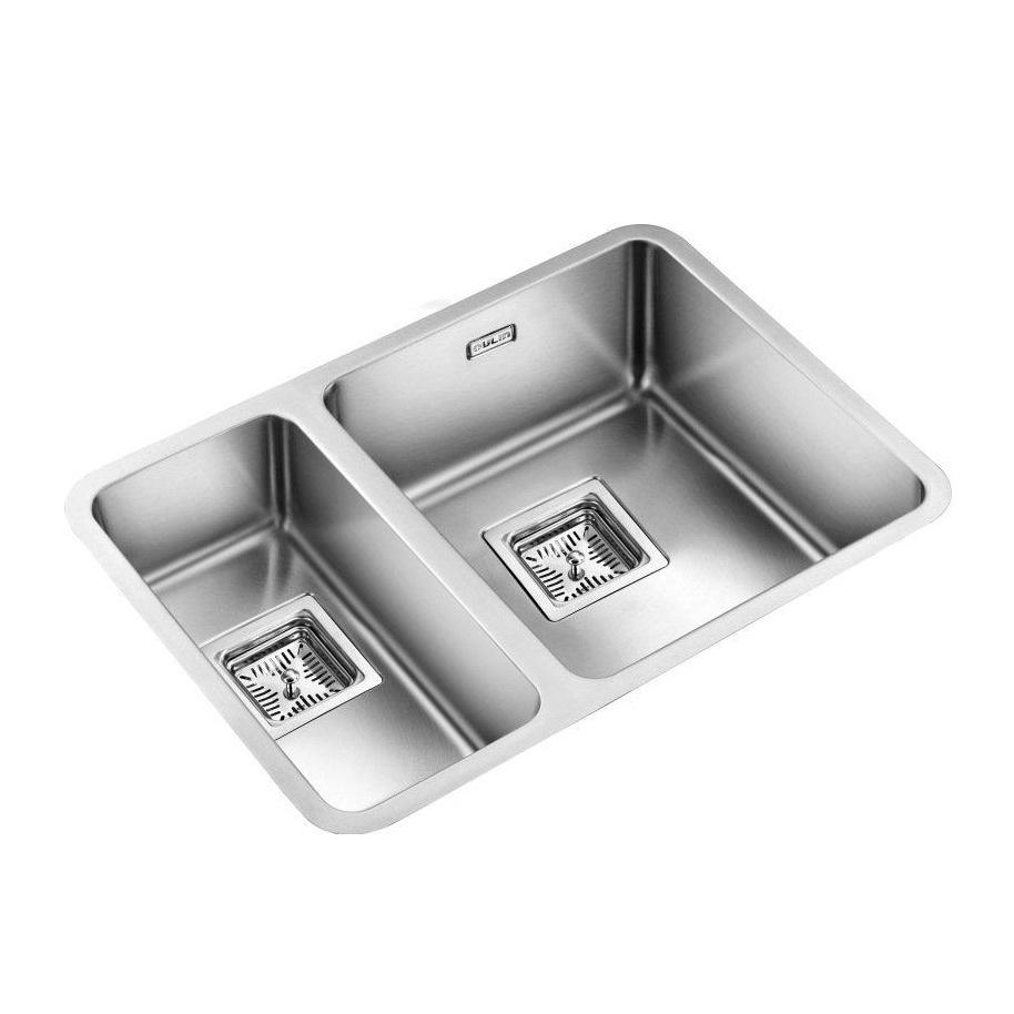 Врезная кухонная мойка Oulin OL-0369R