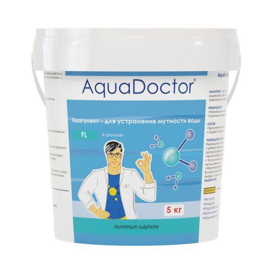 Удаление мелких взвешенных частиц AquaDoctor FL