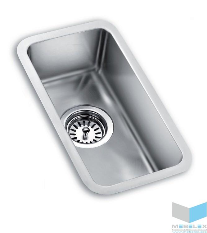 Врезная кухонная мойка Oulin OL-0361 round