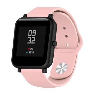 Сменный ремешок для Умных часов  Amazfit Bip Smartwatch (Розовый)