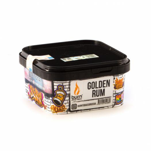 Burn - Golden Rum (терпкий вкус рома)