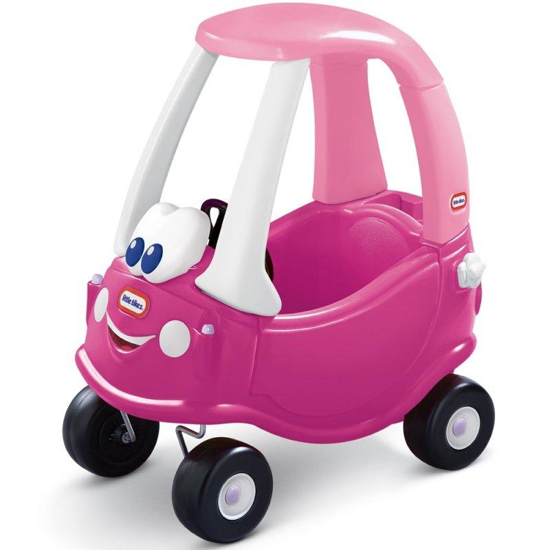 Машинка самоходная розовая Little Tikes 630750