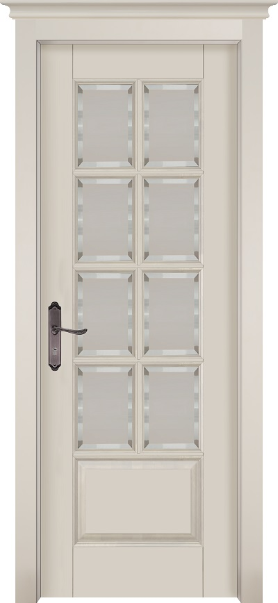 Межкомнатная дверь Массив Ольхи Модель Лондон