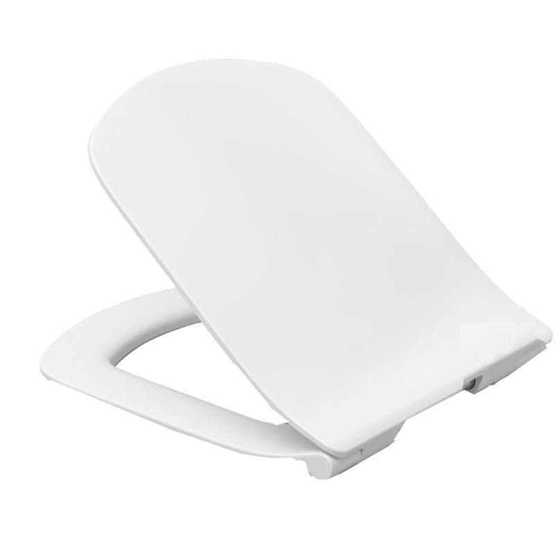 Сиденье для унитаза Roca Dama Senso ZRU9302991 с микролифтом, белое