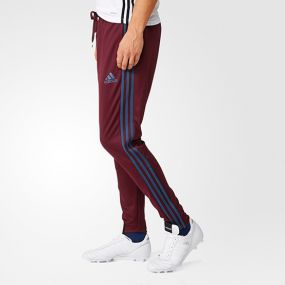 Футбольные штаны adidas Condivo 16 Training Pants бордовые