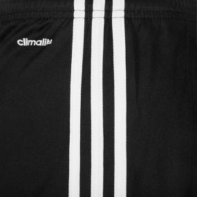 Детские игровые шорты adidas Squadra 17 чёрные