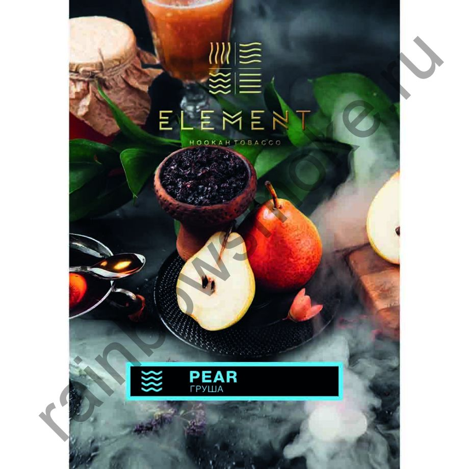 Element Вода 40 гр - Груша (Pear)