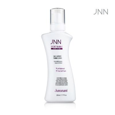 Пенка интимная JUNGNANI SECRET BUBBLE daily lavender feminine cleanser 230мл