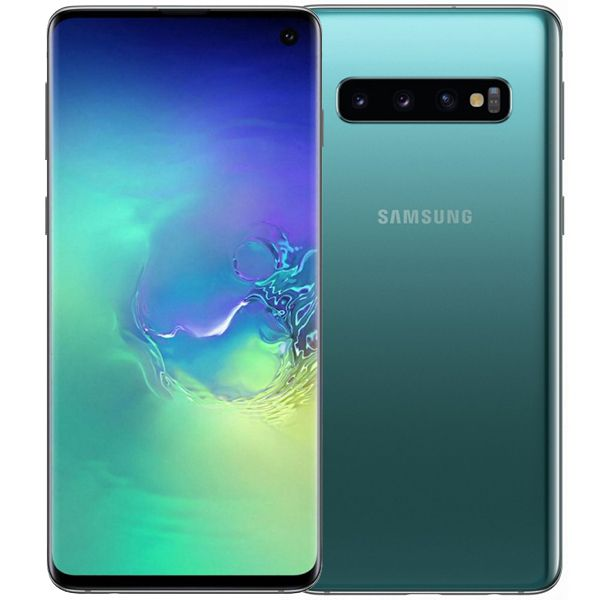 Samsung Galaxy S10 8/128GB Аквамарин (SM-G973FZGDSER)