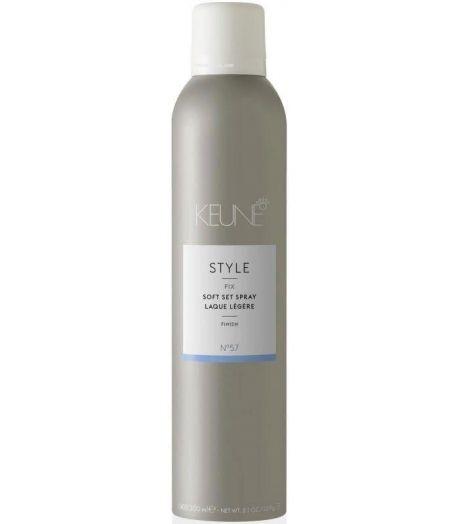 Keune Стиль Лак для волос софт/ STYLE SOFT SET SPRAY, 300 мл.