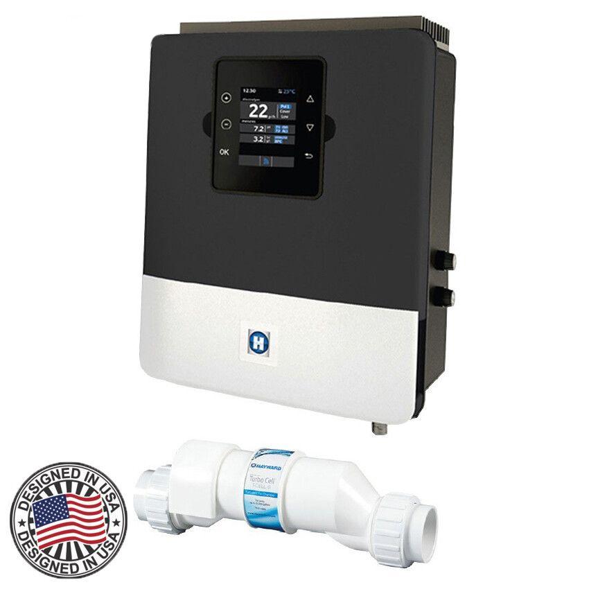 Хлоргенератор Hayward AquaRite LT T-CELL-9 на 20 г/час