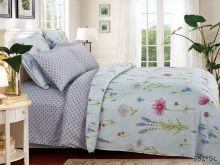 Комплект постельного белья Сатин SL 1.5 спальный  Арт.15/392-SL