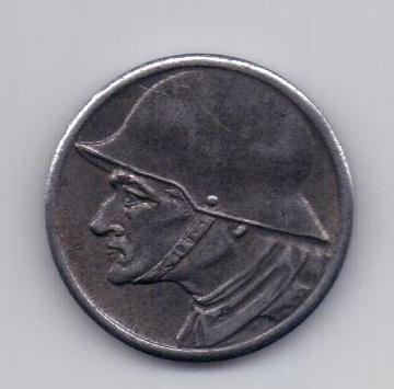 10 пфеннигов 1918 года AUNC Дюрен Германия