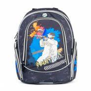 Рюкзак ранец школьный cosmo ii, paintball, 36х29х18 см (арт. 20215-21)